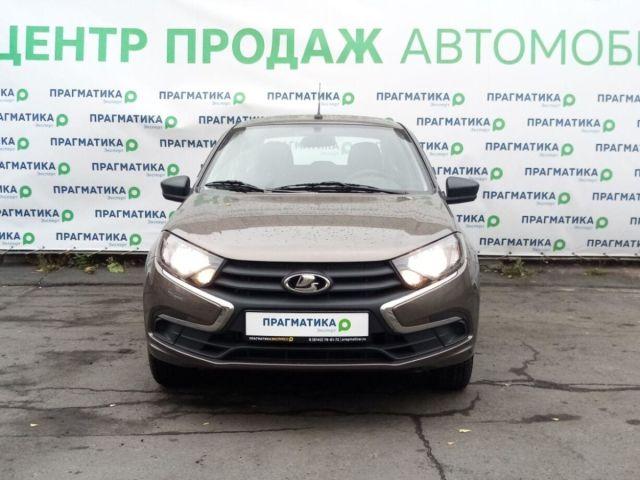 Купить б/у ВАЗ (LADA) Granta, 2020 год, 87 л.с. в Петрозаводске
