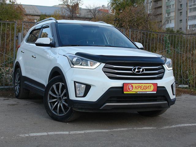 Купить б/у Hyundai Creta, 2018 год, 150 л.с. в России