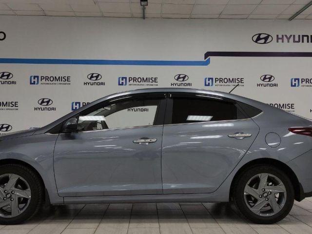 Купить б/у Hyundai Solaris, 2021 год, 123 л.с. в России