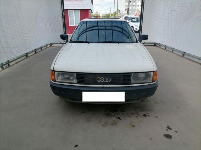 Купить б/у Audi 80, 1991 год, 119 л.с. в России
