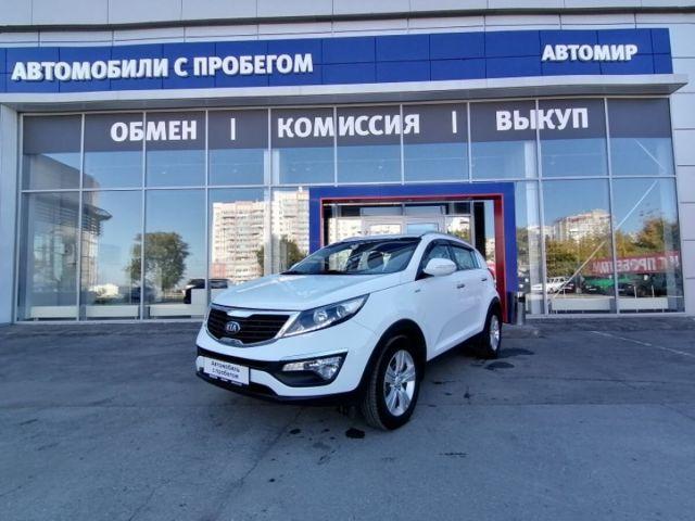 Купить б/у Kia Sportage, 2012 год, 150 л.с. в Саратове