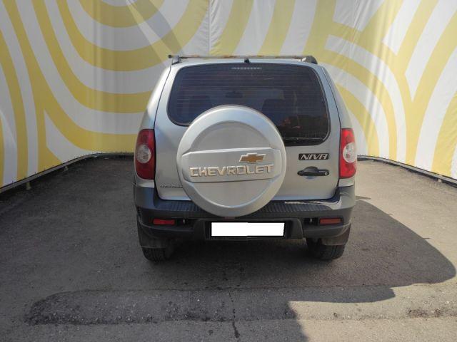 Купить б/у Chevrolet Niva, 2014 год, 80 л.с. в Салавате