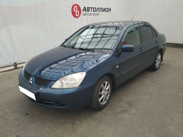 Купить б/у Mitsubishi Lancer, 2006 год, 98 л.с. в Петрозаводске